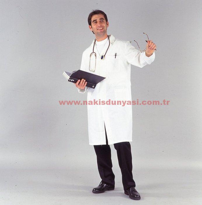 Bay Doktor Önlüğü